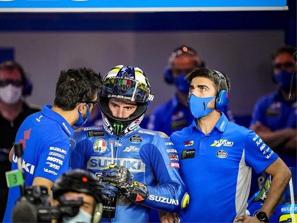Suzuki akan terus berlaga di MotoGP hingga tahun 2026.