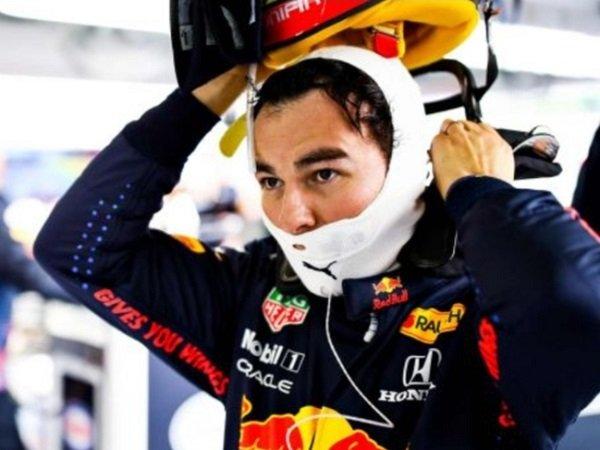 Sergio Perez, Red Bull