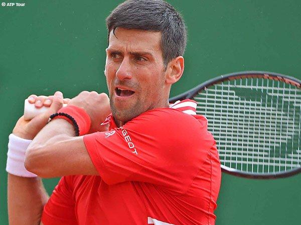 Novak Djokovic siap meramaikan Serbia Open di Belgrade musim 2021