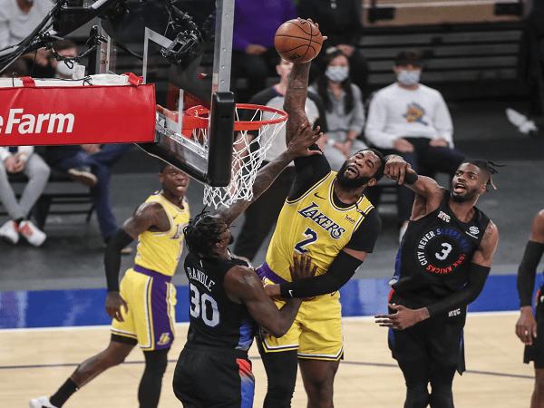 Andre Drummond butuh waktu agar bisa cocok dengan sistem permainan Lakers.