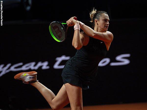 Aryna Sabalenka meluncur ke babak kedua Stuttgart Open 2021