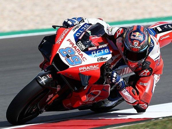 Pebalap Pramac Racing, Jorge Martin. (Images: Motorsport)