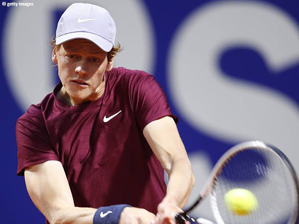 Jannik Sinner meluncur ke babak ketiga Barcelona Open 2021