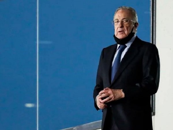 Presiden Real Madrid, Florentino Perez. (Images: Getty)
