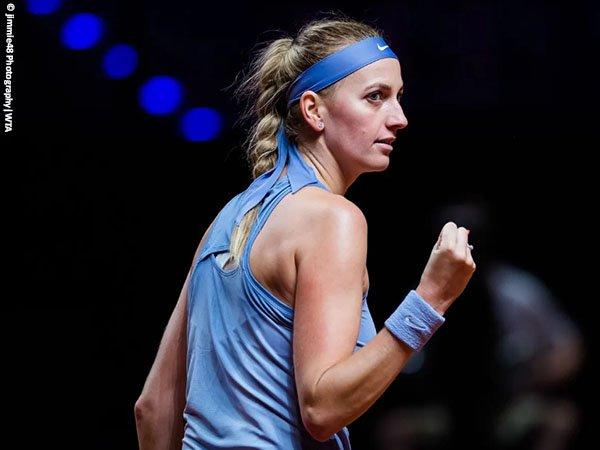 Petra Kvitova meluncur ke babak kedua Stuttgart Open 2021