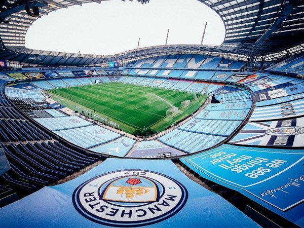 Markas Manchester City.
