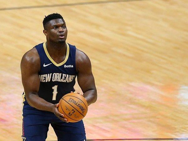 Zion Williamson berharap New Orleans Pelicans bisa tutup musim dengan catatan kuat.