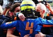 Norris Klaim Tanggung Jawabnya Lebih Besar Ketimbang Ricciardo