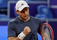 Perjuangan Aslan Karatsev Berakhir Dengan Perempatfinal Di Belgrade