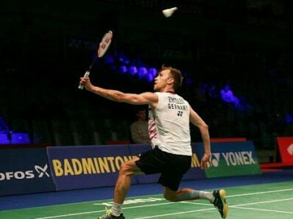Badminton Eropa Kenang Kemenangan Besar Marc Zwiebler di Kejuaraan Eropa
