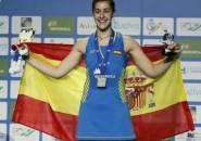 Carolina Marin Menatap Rekor di Kejuaraan Eropa