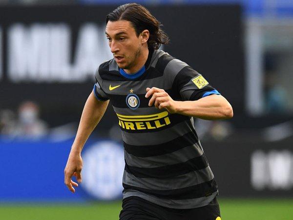 Bek Inter Milan, Matteo Darmian.