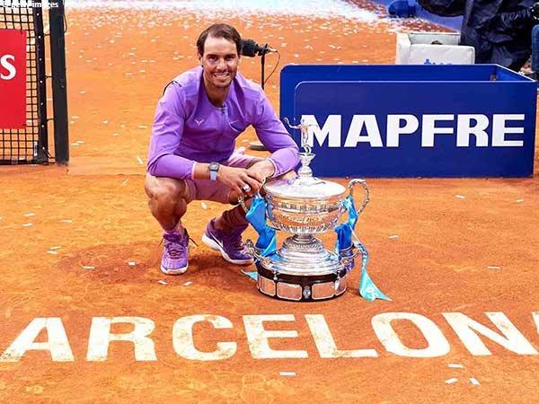 Rafael Nadal catatkan 66-4 di Barcelona Open