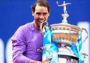 Meski Tertatih, Rafael Nadal Bawa Pulang Gelar Barcelona Open Ke-12