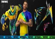Skin dan Item Neymar Jr Resmi Hadir ke Fortnite