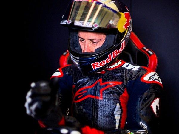 Aleix Espargaro bujuk Andrea Dovizioso agar mau jadi rekan setimnya.