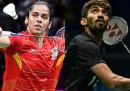 India Open Ditunda, Saina Nehwal dan Srikanth Terancam Gagal ke Olimpiade