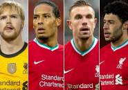 Musim Depan, Kontrak 13 Pemain Liverpool Akan Memasuki Tahun Terakhir