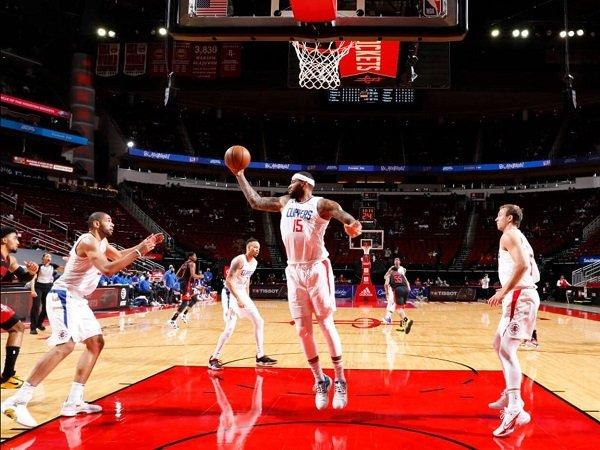 Los Angeles Clippers akan gunakan jasa DeMarcus Cousins hingga akhir musim.