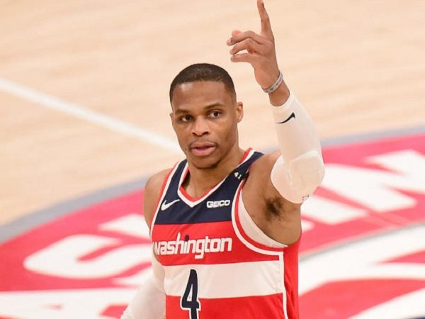 Point guard andalan Washington Wizards, Russell Westbrook. (Images: Getty)
