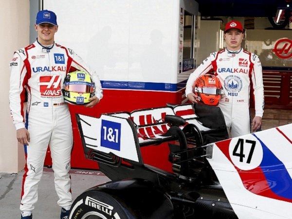 Mick Schumacher, Nikita Mazepin, Haas