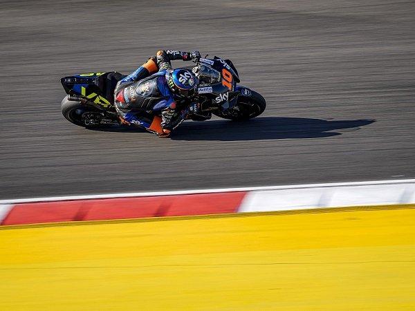 Luca Marini yakin bisa berbicara banyak di GP Spanyol.