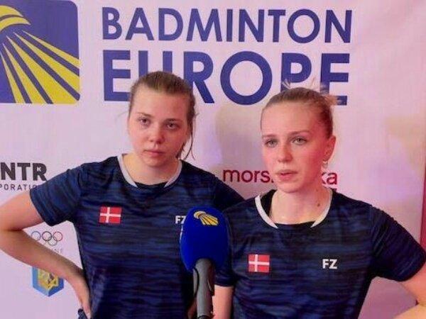 Pasangan Muda Denmark Tak Sabar Hadapi Juara Bertahan Kejuaraan Eropa