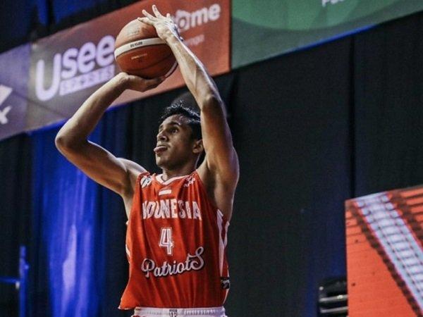 Pemain Indonesia Patriots, Ali Baghir akan digenjot Fisik nya sebelum gabung Timnas Senior. (Images: IBL)