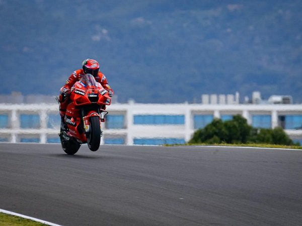 Francesco Bagnaia yakin bisa tampil garang lagi di Sirkuit Jerez.