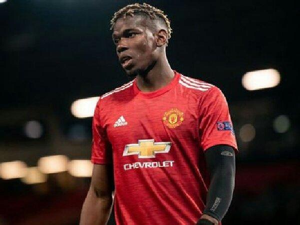 Paul Pogba kini ingin bertahan di Manchester United