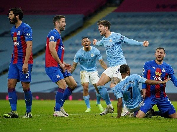 Manchester City menghadapi Crystal Palace di akhir pekan ini.