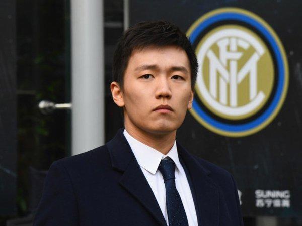Presiden Inter Milan, Steven Zhang