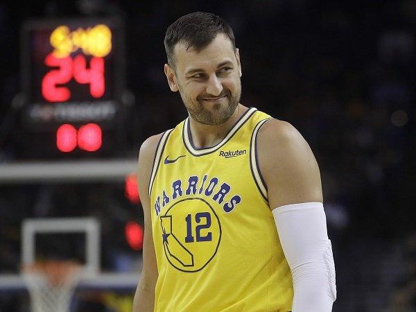 Andrew Bogut sarankan Warriors perbaiki kekuatan bench player.