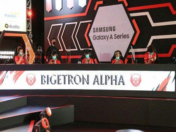 Bigetron Alpha Susul EVOS Legends ke Final Upper Bracket MPL ID Season 7