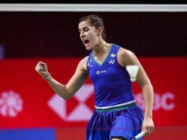Carolina Marin Kemungkinan Absen di Malaysia Open 2021