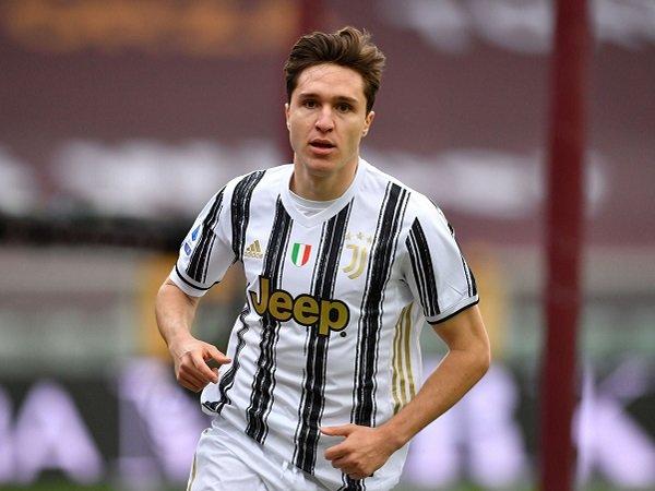 Federico Chiesa telah kembali berlatih untuk Juventus.