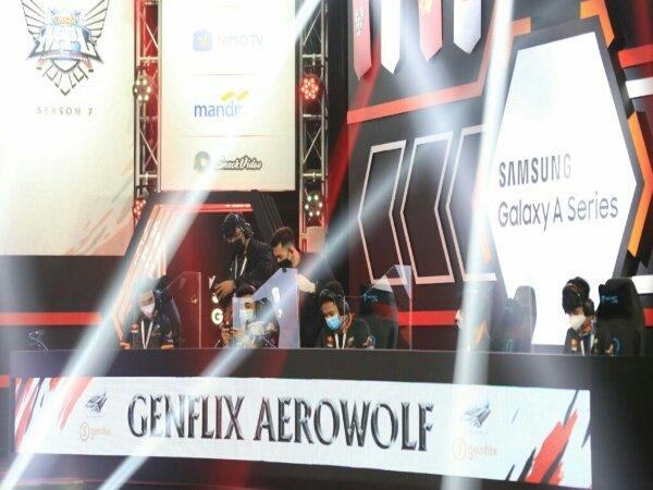 Giant Slayer Is Back! Genflix Aerowolf Singkirkan ONIC di Playoff MPL ID