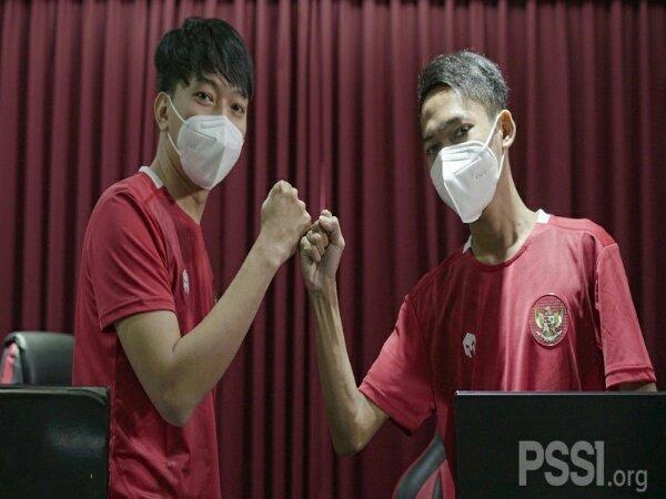 Hussain dan Chanks Pastikan Indonesia Lolos ke FIFAe Nations Cup 2021
