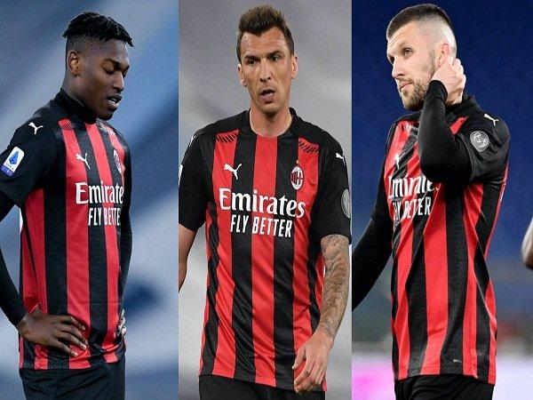 Ibrahimovic perlu dukungan dari trio penyerang AC Milan