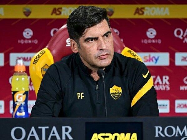 Paulo Fonseca mengklaim bahwa AS Roma fokus hadapi Sampdoria
