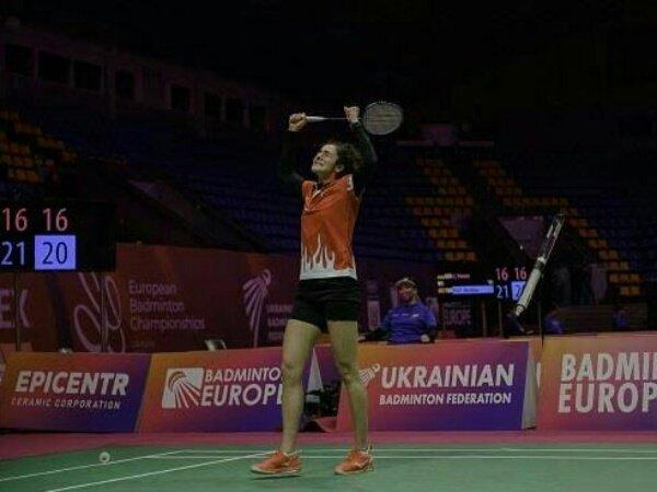 Neslihan Yigit Pastikan Medali Bagi Turki di Kejuaraan Eropa 2021