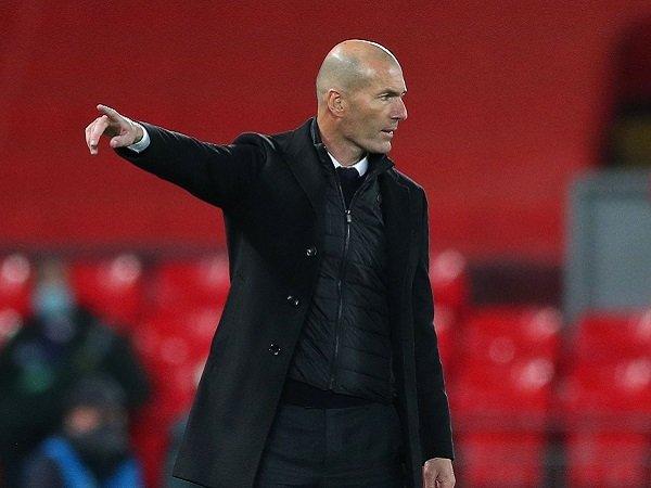Zinedine Zidane puas Real Madrid mampu atasi badai cedera.