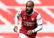 Alexandre Lacazette Siap Perkuat Arsenal di Leg Kedua Semifinal Liga Europa