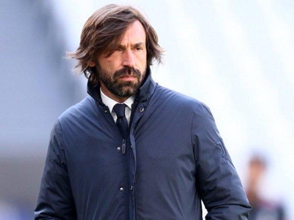 Andrea Pirlo tidak mencemaskan masa depannya sebagai pelatih Juventus.