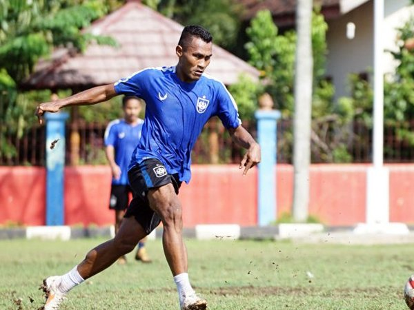 Safrudin Tahar resmi bergabung dengan Borneo FC