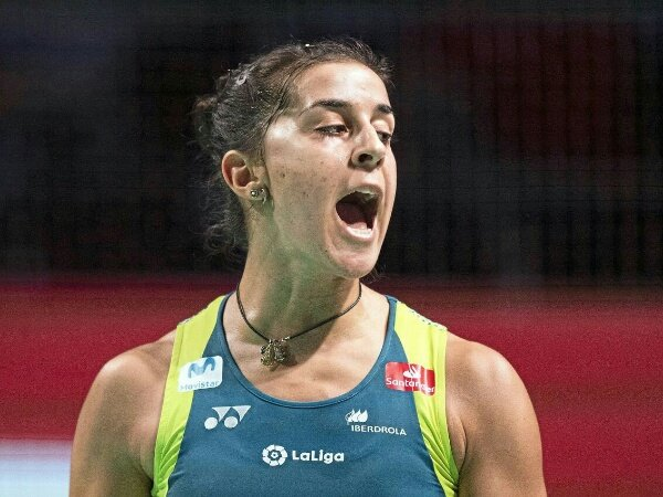 Carolina Marin ke Final Kejuaraan Eropa 2021