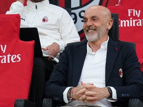 Bos Milan Stefano Pioli