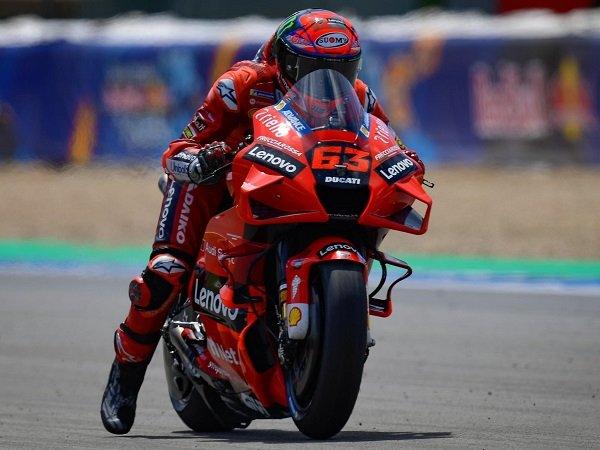Francesco Bagnaia yakin pebalap Yamaha bakal bersinar di GP Spanyol.