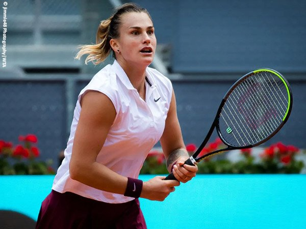 Aryna Sabalenka meluncur ke babak ketiga Madrid Open 2021