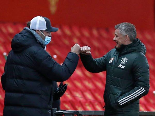 Klopp Puji Pekerjaan Solskjaer di Manchester United